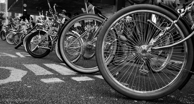 Bicicletas estilosas   ISO 100; 29mm equiv.; f/5,6; 1/125s